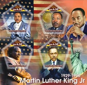 Stamps Martin Luther King