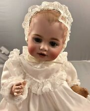 "12"" Antique German Bisque Head Kestner Doll! Adorable! 18057"