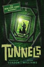 Complete Set Series - Lot of 6 Tunnels books by Roderick Gordon/Brian Williams