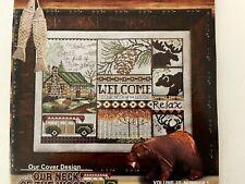 Winter 2015 Stoney Creek Cross Stitch Collection Magazine St. Patricks Day 8777