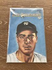 1992 Joe Dimaggio Comic Celebrity Comics New York Yankees