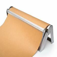Wrapping Paper Roll Cutter - Holder & Dispenser for Butcher Craft Paper 24 Inch