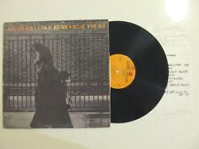 Neil Young After the Gold Rush Reprise Records 6383 Gatefold Poster Vinyl Lp Vg+