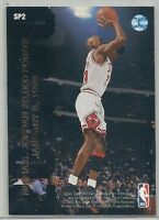 1992-93 Upper Deck #SP2, Michael Jordan and Dominique Wilkins, 20,000 Points