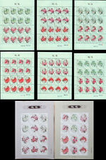CHINA 2013-6 Peach blossom with Smell Flowers full sheets+mini-pane桃花