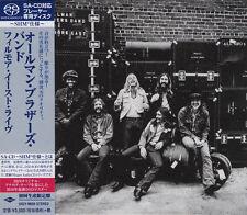 Allman Brothers Band - At Fillmore East++SHM SACD Japan+UIGY-9609++NEU++OVP