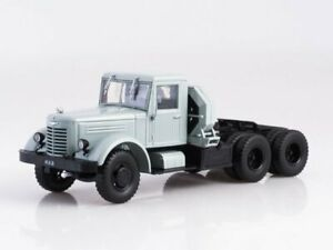 YaAZ-210 D Soviet Truck Tractor USSR 1952 Year 1/43 Scale Collectible Model Car