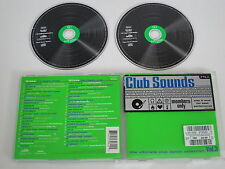 Various/Club Sounds vol. 3 (polystar-sony Music Media 553 962-2) 2xCD ALBUM