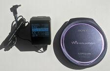lettore Cd SONY D-EJ825 WALKMAN Jog Proof Digital MEGABASS Portable CD Player