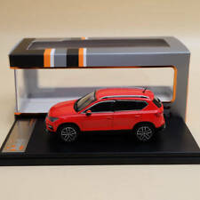 IXO Premium X Seat Ateca 2016 Red PRD583 Limited Edition Collection Resin 1:43