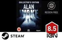 Alan Wake Collectors Edition [PC] Steam Download Key - FAST DELIVERY