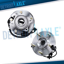 Both 2 Rear Wheel Hub And Bearing Assembly For 2009 2010 2015 Dodge Journey