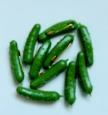 L@@K 10 NEW OFFICIAL Heinz 57 Varieties pickle pins NEW LIGHT GREEN COLOR