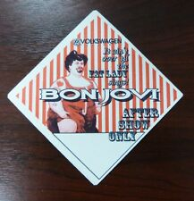 Bon Jovi - It ain´t over til the Fat Lady sings! - VIP - Aftershow Pass