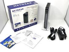 Netgear N900 Wireless Dual Band Gigabit Router WNDR4500 Original Box Manual