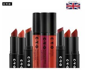CYO Mega Pack Red Lipstick Bundle (9 piece) Lipstick /Lip Gloss