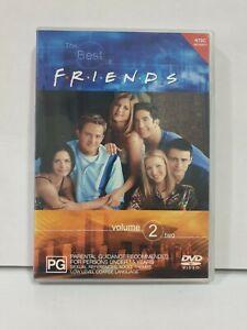 Friends - The Best of Friends Volume 2 - Region 4
