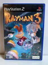 PS2 PLAYSTATION2 RAYMAN3 HOODLUM HAVOK PAL 100% COMPLETE