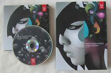 Adobe Creative Suite 6 Design Standard CS6 Mac *Never Registered*