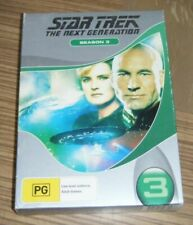 Star Trek The Next Generation Season 3 DVD Box Set