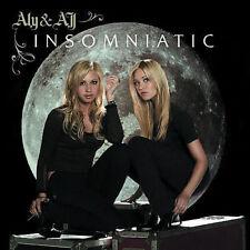 Aly & AJ : Insomniatic CD