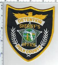 Polk County Sheriff's Office Detention (Florida) Shoulder Patch