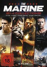4 DVD-Box ° The Marine ° 1 + 2 + 3 + 4 Collection ° NEU & OVP