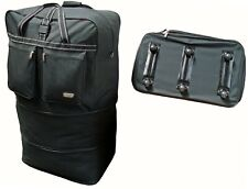 Super Large Wheeled Expandable Folding Storage Cargo Sea Travel Holdall Bag