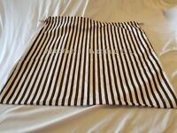 Henri Bendel Bond Street Cloth Tote Dust Bag 23 x 23 Cinch Sack bx1