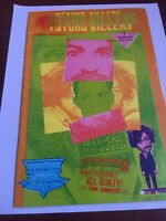 ~~ PSYCHO KILLERS #1  CHARLES MANSON ~ COMIC ZONE 1991 ~ OOP!  RARE! ~~