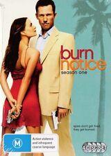 BURN NOTICE SEASON 1 : NEW DVD