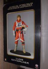 Luke Skywalker Star Wars ATTAKUS Resin Statue Limited Edition /1500 NEW RARE