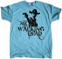 Men's Rick Grimes We Are The Walking Dead Regular Fit T-Shirt