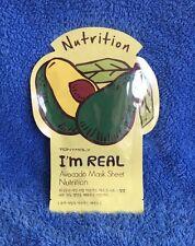 Tonymoly I'm Real Avocado Face Mask Sheet - MELB SELLER