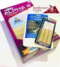 Estes Alpha 3 Model Rocket Kit E2X Launch Set including wadding, starters&motors