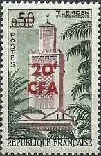 Timbre Religion Réunion 351 ** lot 14792