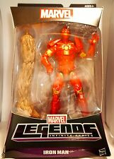 Marvel legends Iron Man Groot NIB Infinite Series
