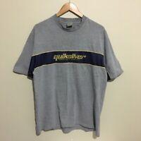 Quiksilver Surfwear Vintage 90's T-Shirt Mens Large