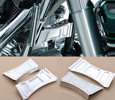 Frame Downtube Crossbrace Cover Accent Trim For Harley Touring 99- 13 Chrome NEW