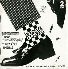 Dance Craze [1981] CD BEST BRITISH SKA BAD MANNERS SPECIALS SELECTER CHRYSALIS