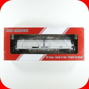 HO Scale SP SOUTHERN PACIFIC No Road # Evans Coil Car - RED CABOOSE Fine Detail!