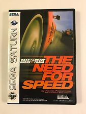 Need for Speed - Sega Saturn - Replacement Case - No Game