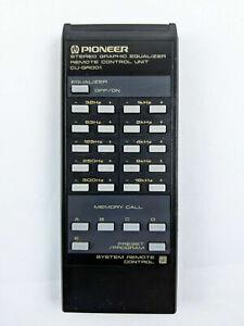 Pioneer Graphic Equalizer Remote CU-GR001