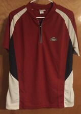 Nordic Trail Ski Resort Athletic Shirt Size L Red