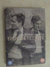 'True Detective' DVD Free Postage Matthew McConaughey