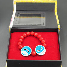 Hot Anime One Piece Portgas·D·Ace Figure Bracelet Cosplay Jewelry Gift & Box New
