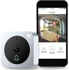 VueBell WiFi Video Doorbell, Two-Way Audio, Motion Detection, Night Vision