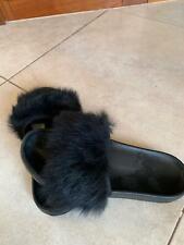 UGG Black Slide Slippers Women's size 38 EU / US 7.5