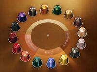 100 cialde / capsule caffè Nespresso gusti a scelta - Cioccolatini in omaggio!
