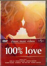 Various Artists - 100% LOVE - DVD - MUS